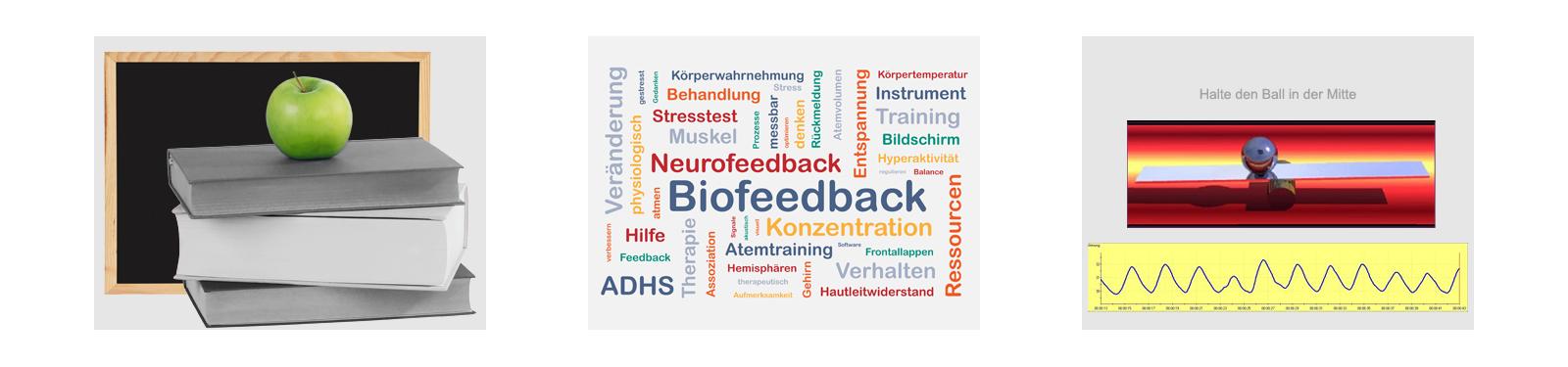 Körperwahrnehmungstraining - Biofeedback